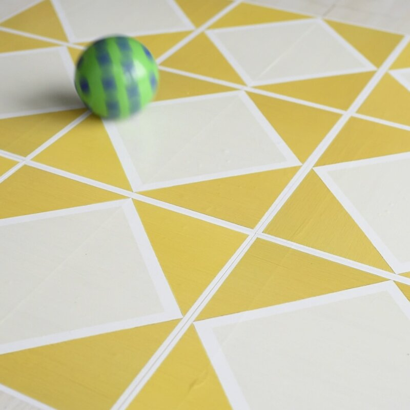 Floor Adorn By Con Tact Brand Self Adhesive Decorative And