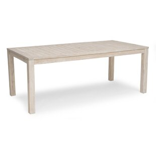 Chapelle Dining Table By Sol 72 Outdoor