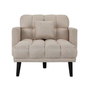 Wrought Studio Searfoss Modern Single Chaise Lounge
