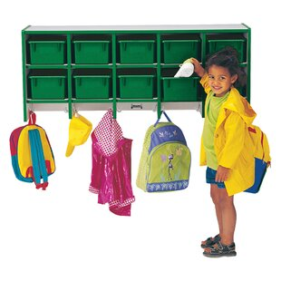Savings Rainbow Accents® 10 Compartment Cubby ByJonti-Craft