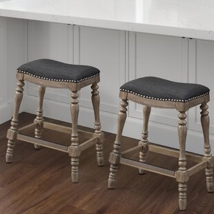 Rheinfels 25 Bar Stool Gracie Oaks