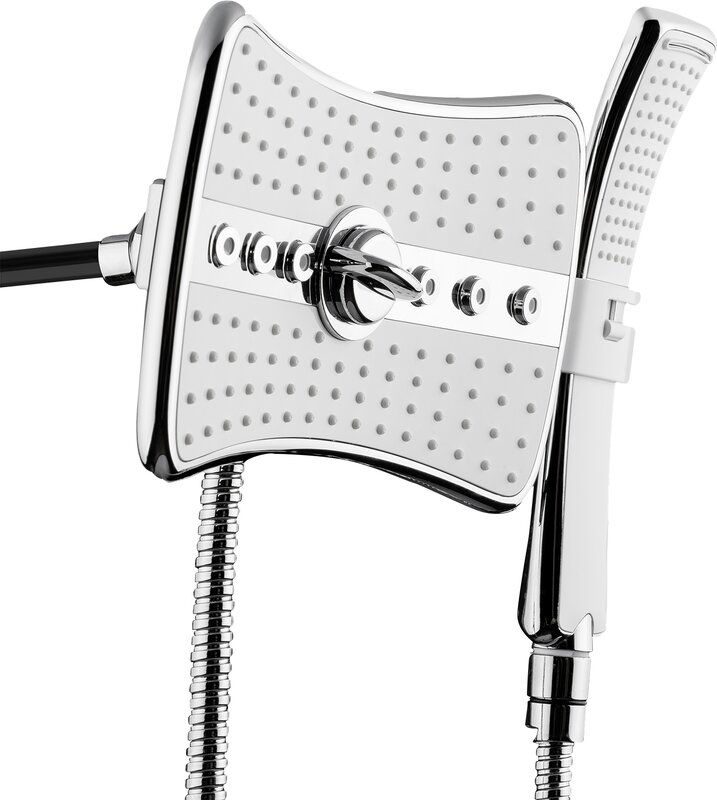 Best Shower Head Review Of Top 35 Handheld Rain Led Showerheads