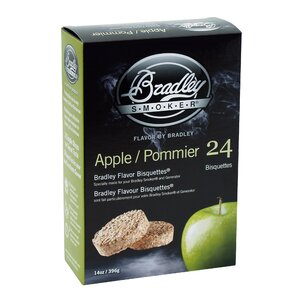 Apple Flavor Bisquettes (Set of 24)