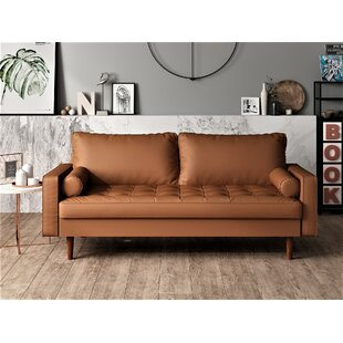 Inexpensive Gabler Sofa by George Oliver Reviews (2019) & Buyer's Guide