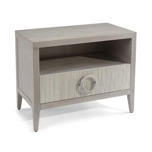 John-Richard Perth 1 Drawer Nightstand