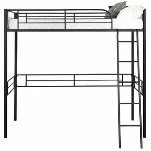 Jernigan Metal Twin Loft Configurations Bed by Isabelle amp Max