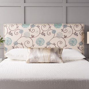 Tipton Fabric Upholstered Panel Headboard by NFusion