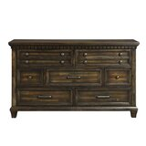 Dileo 7 Drawer Dresser by Darby Home Co