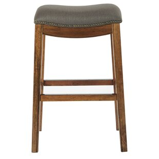 Crowl 31 Bar Height Stool Charlton Home