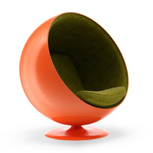 Higgins Swivel Balloon Chair