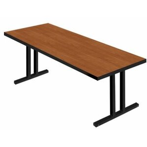 idesign 6u0027 rectangular conference table