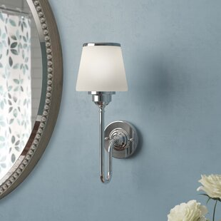 Milan 1-Light Bath Sconce by Andover Mills