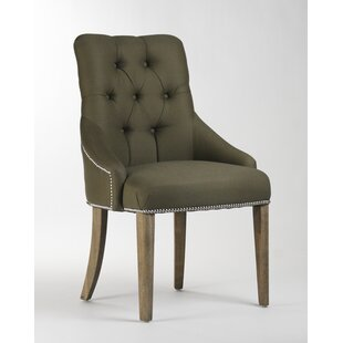 Zentique Anneau Fabric Side Chair
