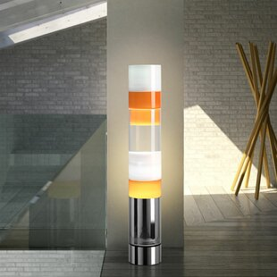 Stacking 54.125 Column Floor Lamp By Leucos