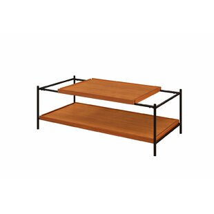 Carterville Coffee Table With Storage By Williston Forge