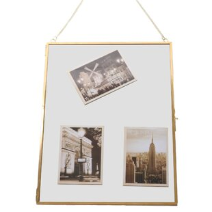 House of Hampton Struthers Hanging Vertical Rectangle Wall Mirror