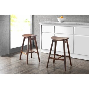 Skol Counter Height 26 Bar Stool (Set of 2) by Greenington