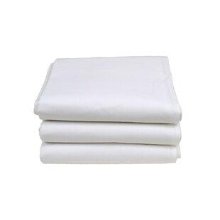 Canora Grey Oneill 200 Thread Count Flat Sheet (Set of 12)