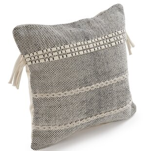 Weatherall Woven Cotton Throw Pillow