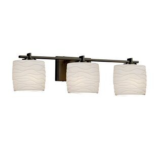 Brayden Studio Darrien 3-Light LED Vanity Light
