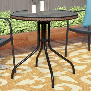Meadowland Glass Dining Table by Charlton..