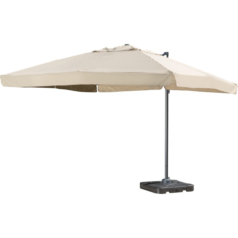 Bondi 10' Square Cantilever Umbrella