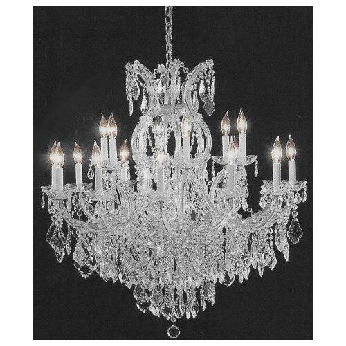 Astoria Grand Alvarado 13 Light Candle Style Classic Traditional Chandelier Wayfair