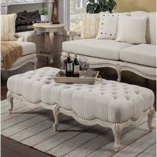 Ava Upholstered Bench by Benetti's Italia