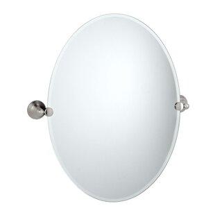 Gatco Charlotte Oval Wall Mirror