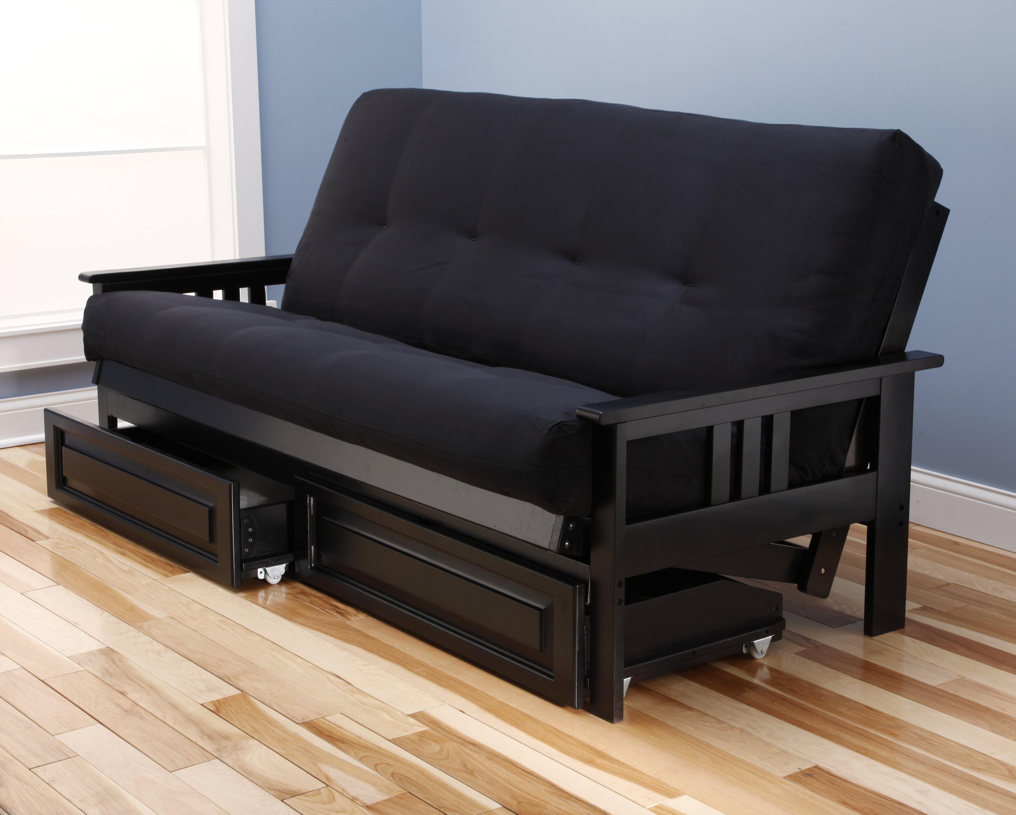 Cool Leavittsburg Full Loose Back Futon Mattress Ibusinesslaw Wood Chair Design Ideas Ibusinesslaworg