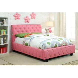 Hokku Designs Upholstered Platform Bed