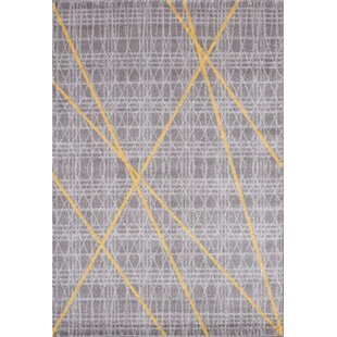 Condie Grey Gold Rug