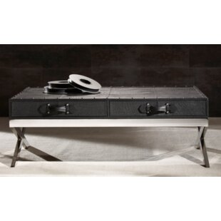 Papillion 2 Way Coffee Table with Storage