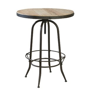 Furniture Classics Industrial Adjustable Pub Table