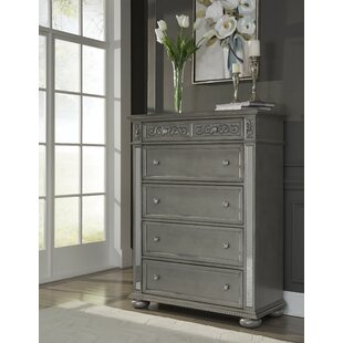 Aaden 5 Drawer Chest by Rosdorf Park