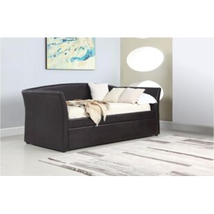 Brayden Studio Drage Daybed with Trundle