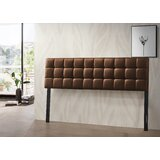 Abygael Upholstered Panel Headboard by Ebern Designs