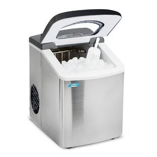 Mr. Freeze 26 lb. Daily Production Portable Clear Ice Maker
