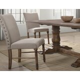 Aniya Upholstered Dining Chair (Set of 2) by Ophelia & Co.
