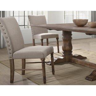 Aniya Upholstered Dining Chair Set of 2