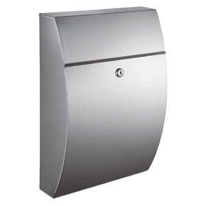 Winfield Series Locking Wall Mounted Mailbox