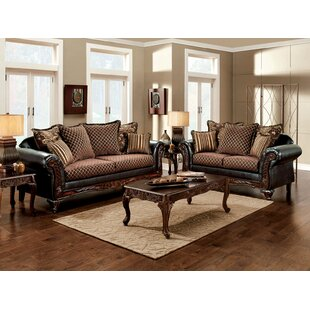 Chasse Configurable Living Room Set by Fleur De Lis Living