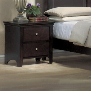 Darby Home Co Otego 2 Drawer Nightstand