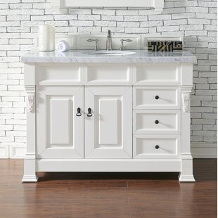 Brookfield 48 Single Bathroom Vanity Base Only By James Martin Furniture