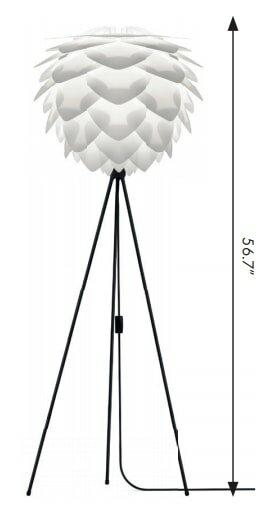 Westendorf 57 Tripod Floor Lamp Reviews