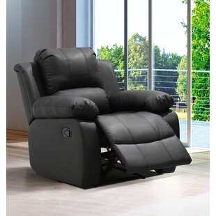 Steinbeck Manual Recliner Red Barrel Studio