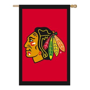 NHL House Flag by Team Sports America