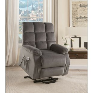 Mundell Power Lift Assist Recliner by Red Barrel Studio