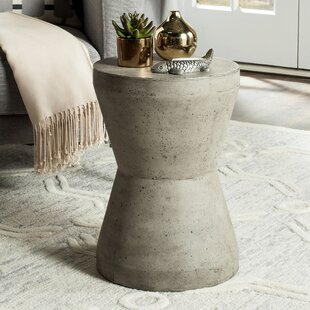 Caracara Side Table By World Menagerie