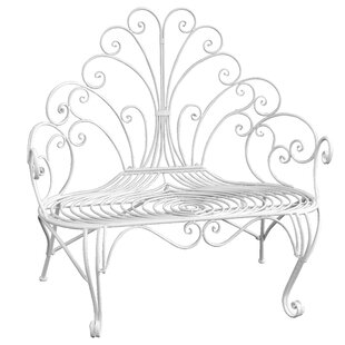 Bonifacio Iron Bench By August Grove